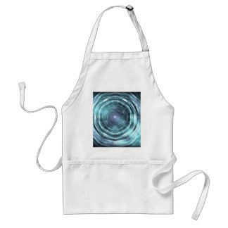 Into the black hole standard apron
