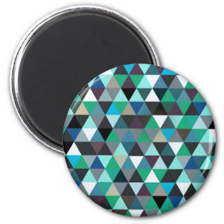 Into The Blue 2 Inch Round Magnet