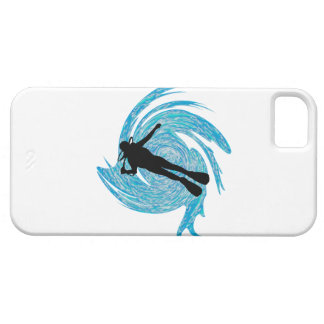 Into the Blue Case For The iPhone 5
