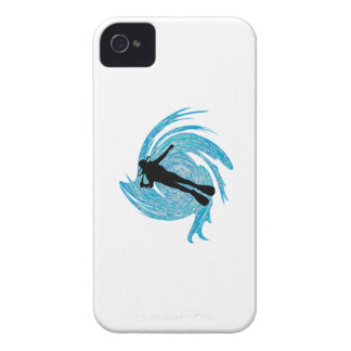 Into the Blue iPhone 4 Cover