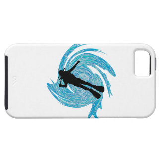 Into the Blue iPhone 5 Case