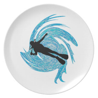Into the Blue Plate