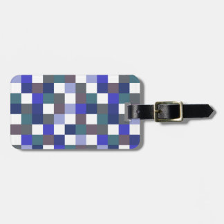 Into The Blues Bag Tag