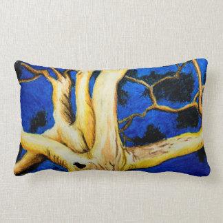 Into the Branches Lumbar Pillow