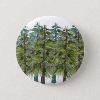 INTO THE FOREST 2 INCH ROUND BUTTON
