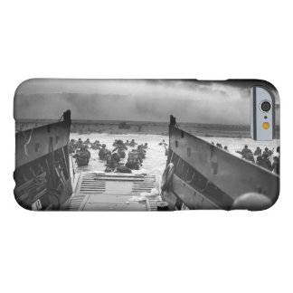Into The Jaws Of Death LCVP World War II Omaha Barely There iPhone 6 Case