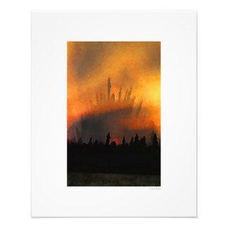 "Into the Light 16""x20"" Photo Print"