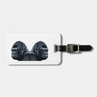 Into the Mist Luggage Tag