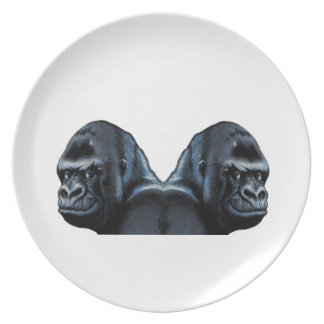 Into the Mist Plate
