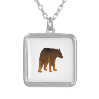 Into the Mystic Silver Plated Necklace