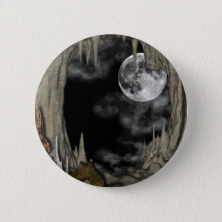 Into the Night 2 Inch Round Button