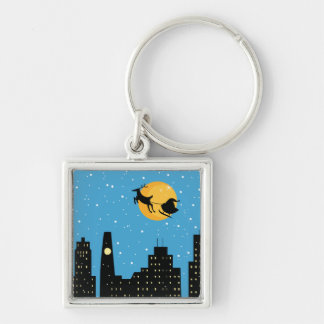 Into the Night Keychain