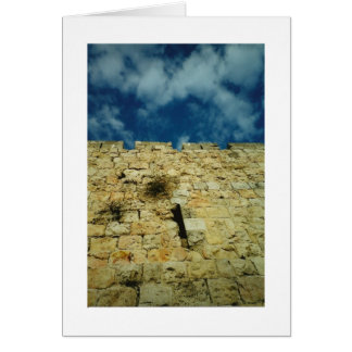 """Into The Past"" Rosh Hashanah greeting card"