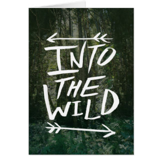 Into The Wild Card