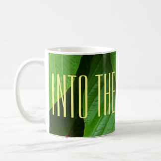 """INTO THE WILD"" Tropical Mug"