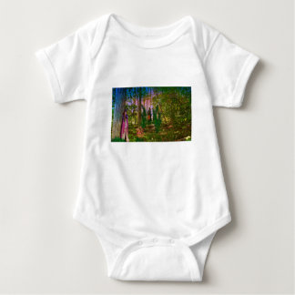 Into the woods baby bodysuit