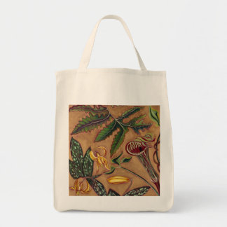 Into The Woods - Cosmic Jack & Friends Tote Bag
