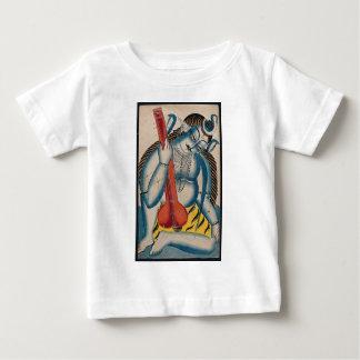 Intoxicated Shiva Holding Lamb Baby T-Shirt