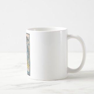 Intoxicated Shiva Holding Lamb Coffee Mug