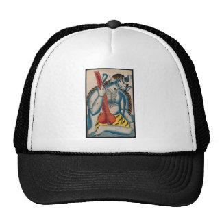 Intoxicated Shiva Holding Lamb Trucker Hat