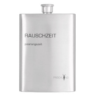 intoxication time flask