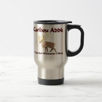 Intoxiqué de caribou tasses à café