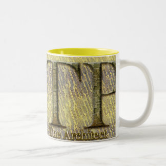 INTPmug Two-Tone Coffee Mug