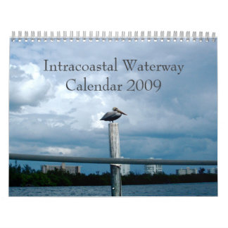 Intracoastal Waterway Calendar 2009