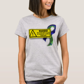 Intracranial Hypertension: Maintenance Warning T-Shirt
