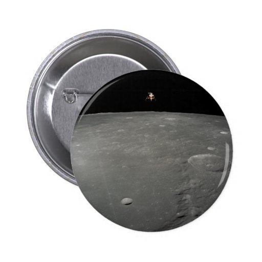 Intrepid Landing on Moon Pins