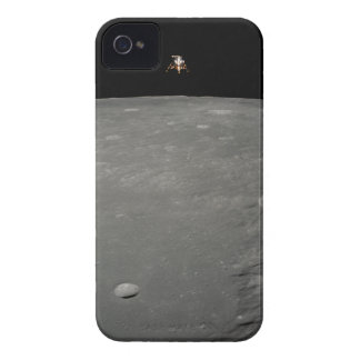 Intrepid Landing on Moon Case-Mate iPhone 4 Cases