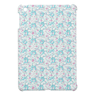Intricate Floral Collage Cover For The iPad Mini