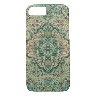 Intricate Floral Persian Carpet Motive iPhone 7 Case