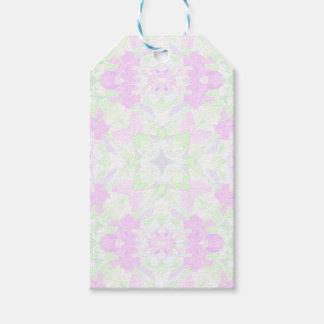 Intricate Kaleidoscope Gift Tags