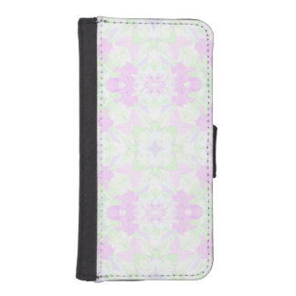 Intricate Kaleidoscope iPhone SE/5/5s Wallet Case