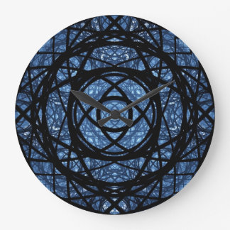 Intricate Patterns of Darkness, Clock