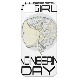 Introduce A Girl To Engineering Day 16th February iPhone 5 Covers