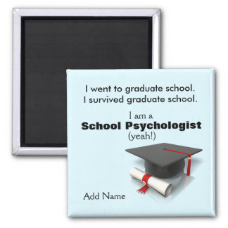 Introducing the School Psychology Graduate-Magnet Magnet
