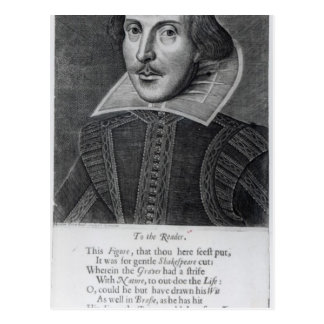 Introduction, 'Mr. William Shakespeares Postcard