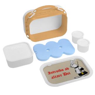 Introibo ad Altare Dei Lunch Box