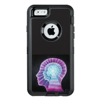 Introspection OtterBox Defender iPhone Case