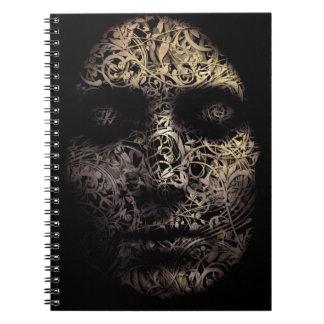 """Introspection"" Spiral Note Book"