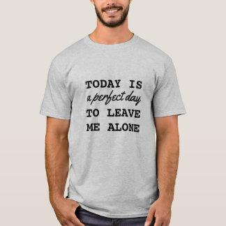 Introvert Funny Men's T-Shirt