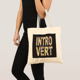 Introvert internal design | Basic Tote