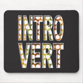 Introvert internal design | Mousepad