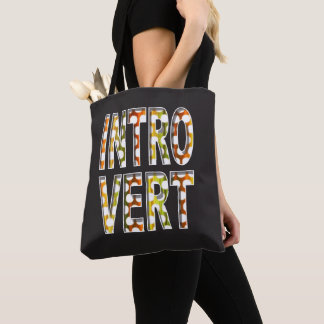 Introvert internal design | Tote Bag