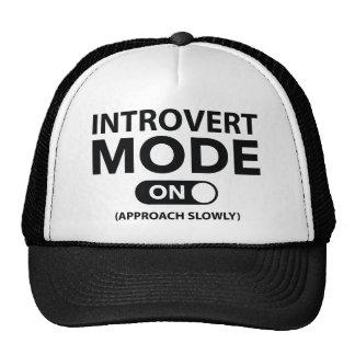 Introvert Mode On Trucker Hat