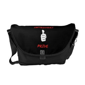 Introvert Pride Bag Messenger Bags