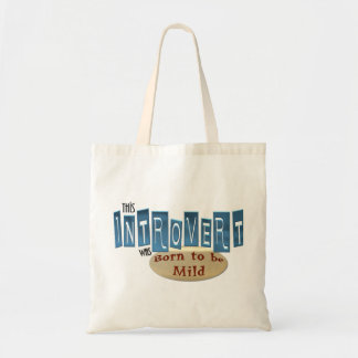 Introvert Tote