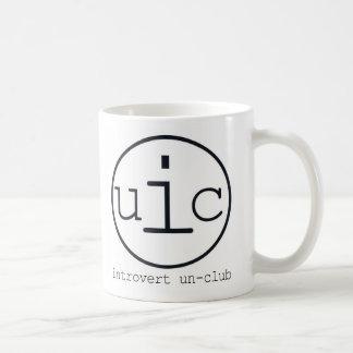 Introvert Un-Club Mug